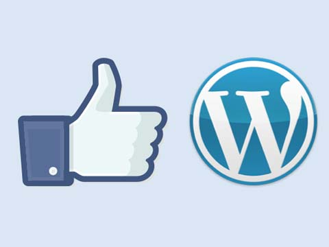 Woo hoo, WP & Facebook integration is now on!