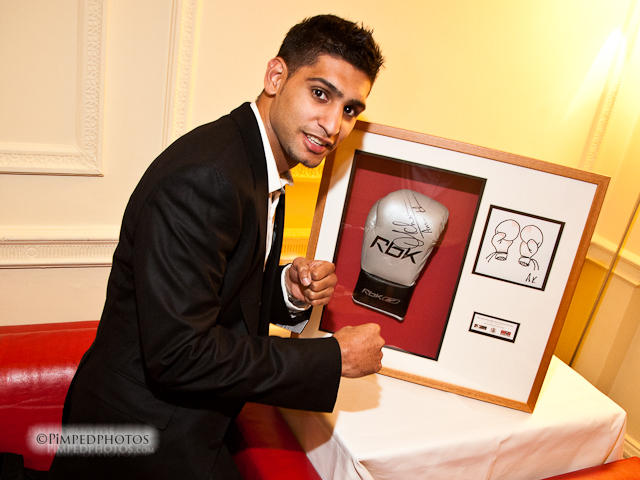 Amir Khan © Pimpedphotos 2012