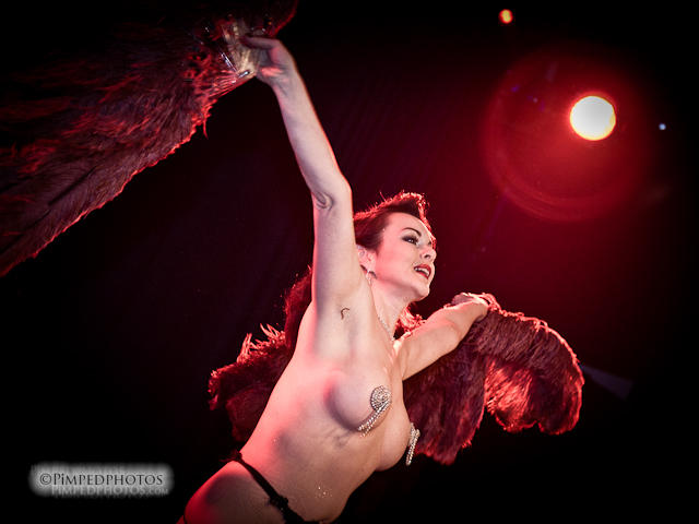 London Burlesque Week 2011 © Pimpedphotos