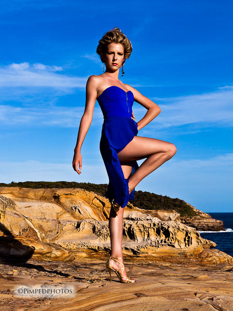 Australia – Marina G @ Putty Beach © Pimpedphotos 2012